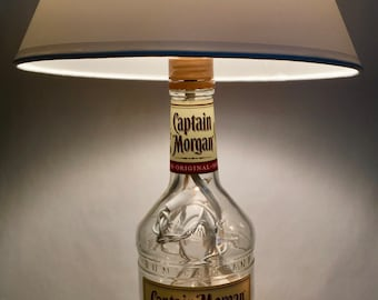 Captain Morgan Lamp