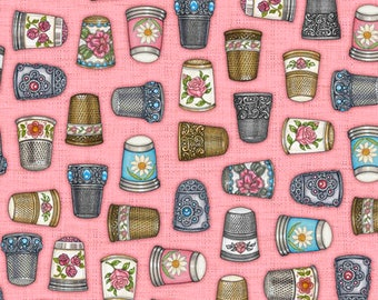 Thimble Pleasures - Sold by the Half Yard