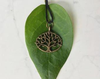 Beass Tree Of Life Pendant