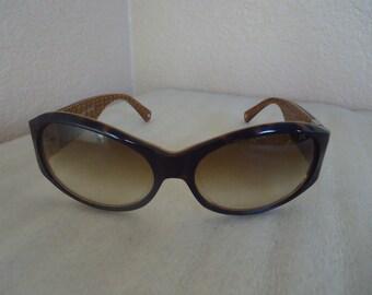 Coach Judi Tortoise Frame Fashion Designer Sunglasses (S457)