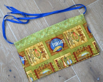 Reversible Four-Sided Apron or Walker Bag - Gift for Dad, Father, Brother, or Grandpa / Grandfather