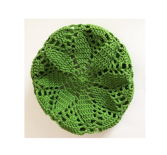 0756b9fe856 Crochet newsboy hat