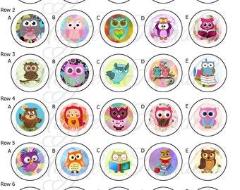 Whooo Loves Owls? Needle Minder Designs