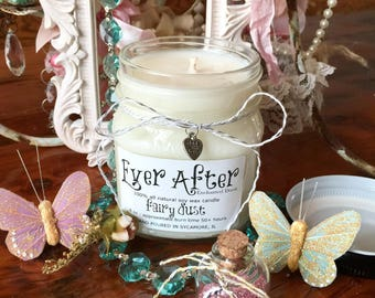 Fairy Dust - 100% All Natural Soy Wax Candle