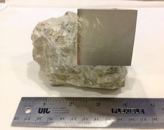 Wonderful Large natural pyrite crystals in matrix Spain mineral specimen
