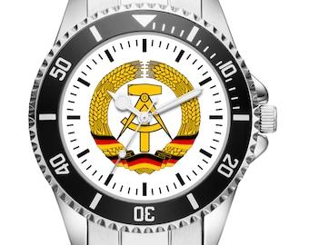 DDR Wappen Uhr 1171