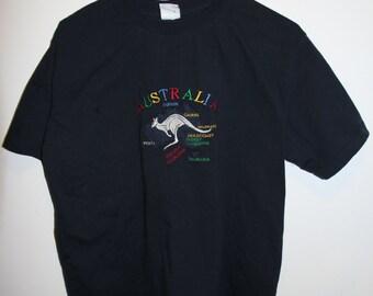 Vintage Tourist Australia Shirt