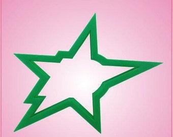 Green Star Cookie Cutter