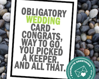 Funny Greeting Card