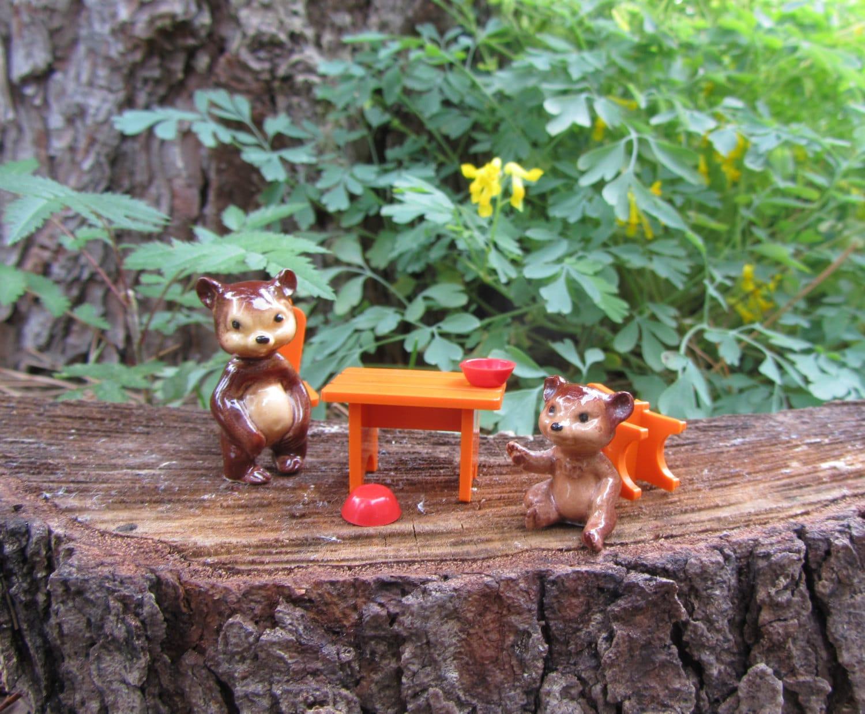 Horned Puffin Miniature Ceramic Figurine Bird Model USA Made by Hagen-Renaker