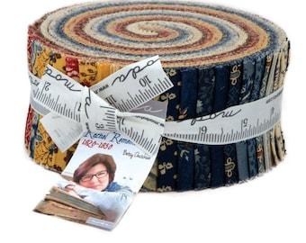 "Moda RACHEL REMEMBERED 40 2.5"" Quilt Fabric Strips Jelly Roll 31540JR"