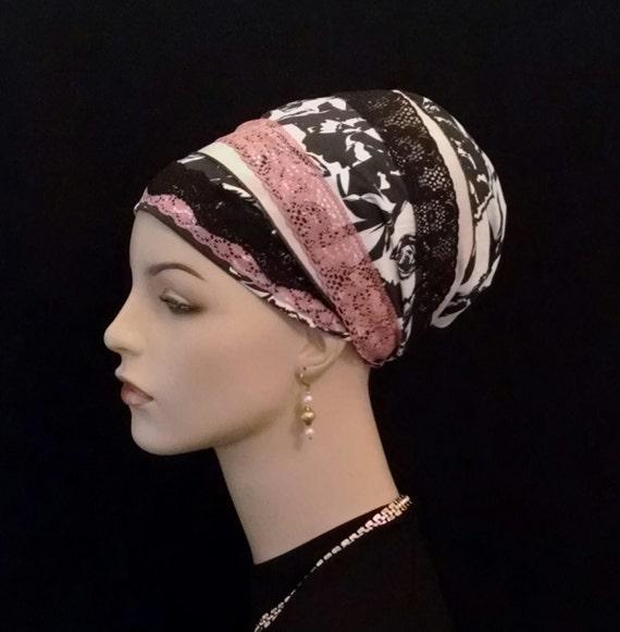 Exquisite lacy cotton Sinar tichel, tichel, apron tichel, head wraps, chemo scarves, mitpachat