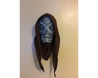 Skyrim Dragon Priest Mask Cosplay | Cosplay Mask | Mask | Comic Con | Cosplay Prop | Costume | Gaming | Video Game | Gift | Prop