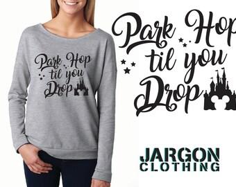 Park Hop Til You Drop