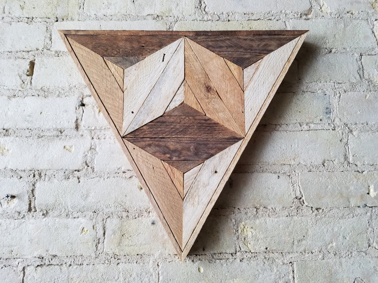 Reclaimed Wood Wall Art Wood Decor Reclaimed Wood