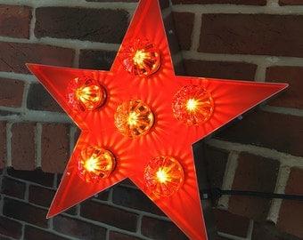 Light Up Star- medium