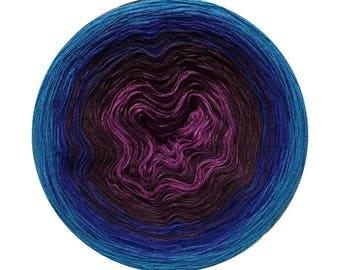 Gradient Yarn 0476 A - 4 Ply