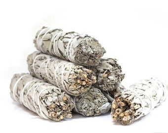 Sage Smudge Bundles: Large Sage Smudge Bundles for Clearing Spaces