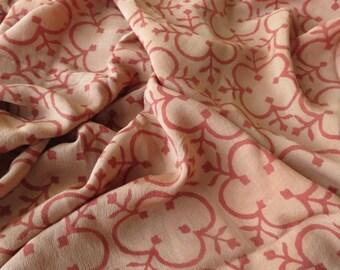 Designer Pure Silk Fabric By The Yard - HF912