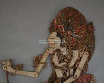 Wayang kulit Rama - South-Bali - Indonesia - 1st half 20th century