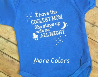 Baby Clothes, Funny Baby Onesie, Baby Onesie, Baby Shower Gift, Baby Bodysuit, Baby clothes, Baby Boy, Baby Girl