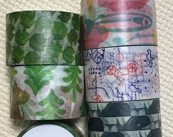 MT Factory Tour 6 Limited Edition Masking Tapes