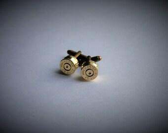 Bullet Cufflinks - Authentic Colt 45 ACP 1911