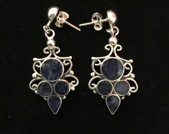Senorita 9.50 Silver earrings on sale
