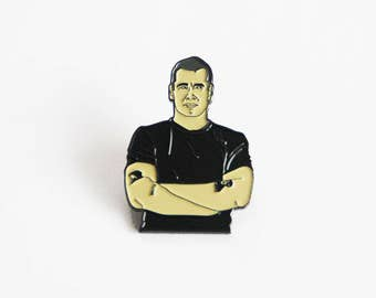 HENRY ROLLINS Lapel Pin