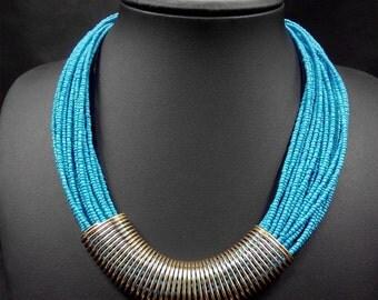 Masai Statement collar Necklace