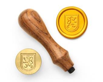 Shield - 2 - Design OD Wax Seal Stamp (DODWS0393)