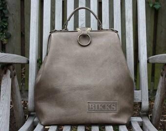 laptop bag cowhide leather