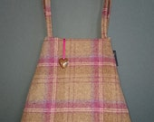 Handmade Bags in British Wool
