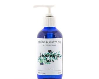 Blueberrywater (hydrolat) Organic