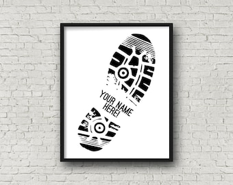 Running Gifts, Gift For Runner, Marathon Gifts, Gift For Coach, Cross Country, Track And Field, Motivational Poster, Fitness Motivation, Art