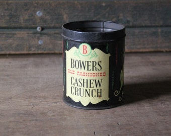 Bowers Cashew Crunch can