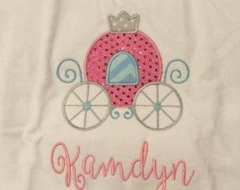 Princess Carriage Shirt