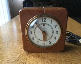 GE Art Deco Clock