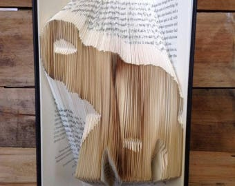 BOGO! Elephant Folded Book Art
