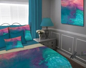 purple bedroom decor | etsy