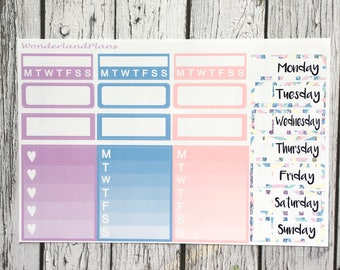 Carnival Kit - Side Bar Stickers & More