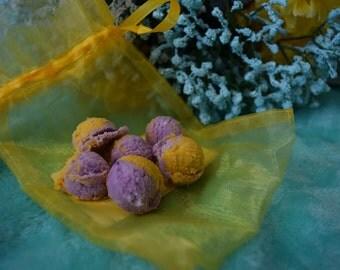 Bath Melts in Chamomile Bergamot