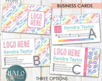 Business Cards - ARROWS