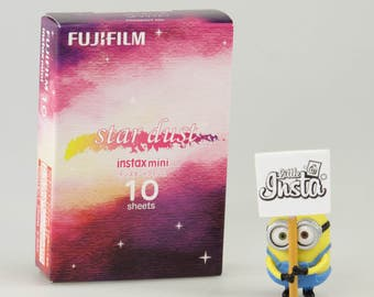 Fujifilm Instax Mini Film Stardust - For Instax Mini 7, 8, 8+, 25, 50, 70, 90, SP-1, SP-2 Polaroid PIC 300