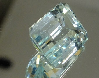 SOLD Aquamarine 17.54 Ct Untreated Genuine Aquamarine