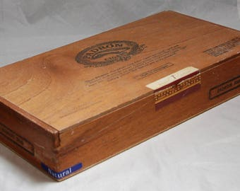 Padron 5000 Wooden Empty Cigar Box