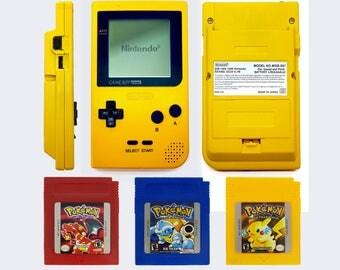 Original 1996 8-bit Gameboy Pocket