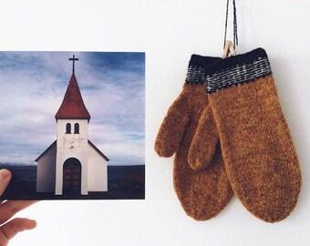 Scandinavian mittens (kids)
