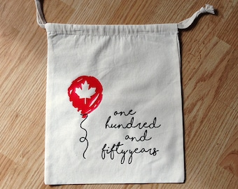 Canada one hundred and fifty years Project Bag