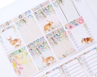 COTTONTAIL Sticker Kit 009